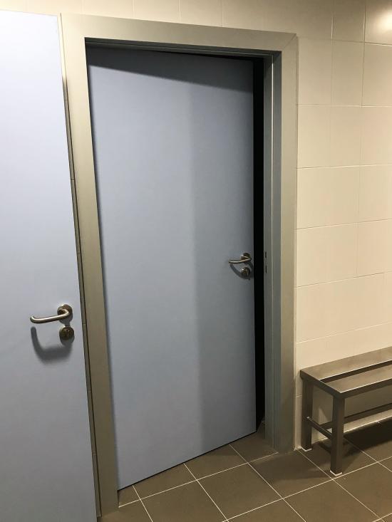 Puerta Técnica MercaValencia