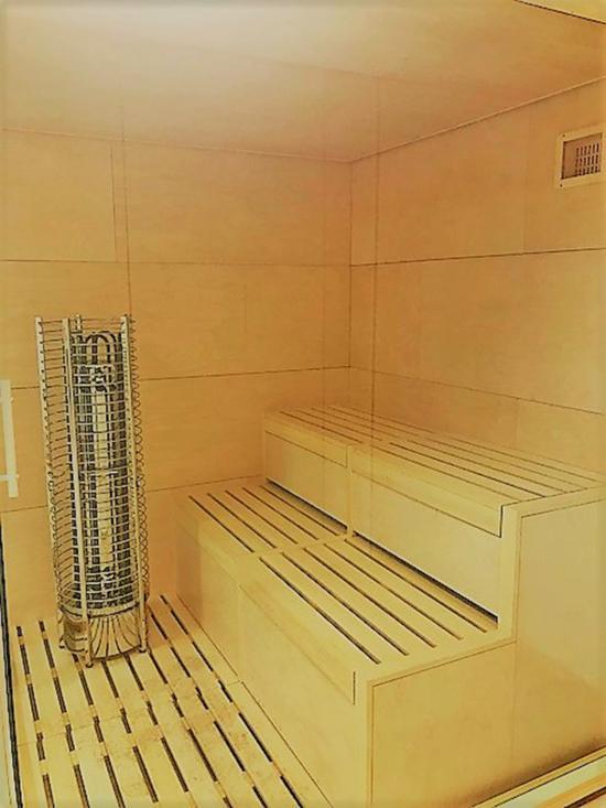 Sauna Ifach