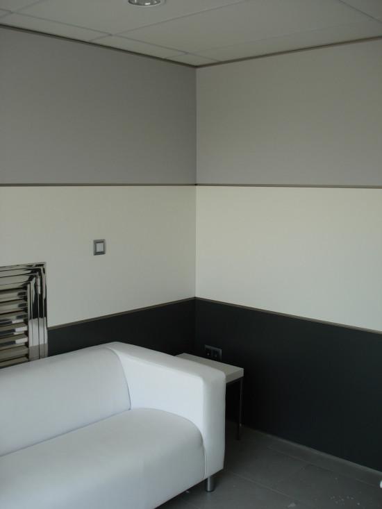 Revestimiento de paredes en Murcia Club Tenis