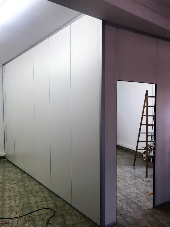 Paneles división de espacios