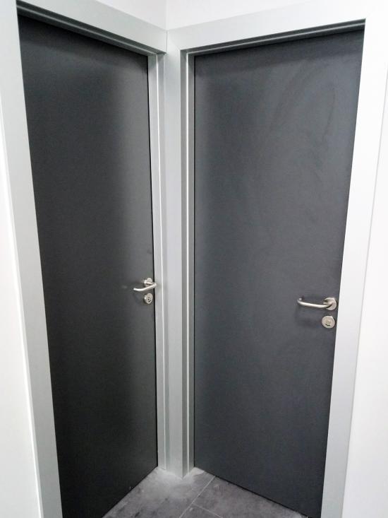 Puerta técnica integral