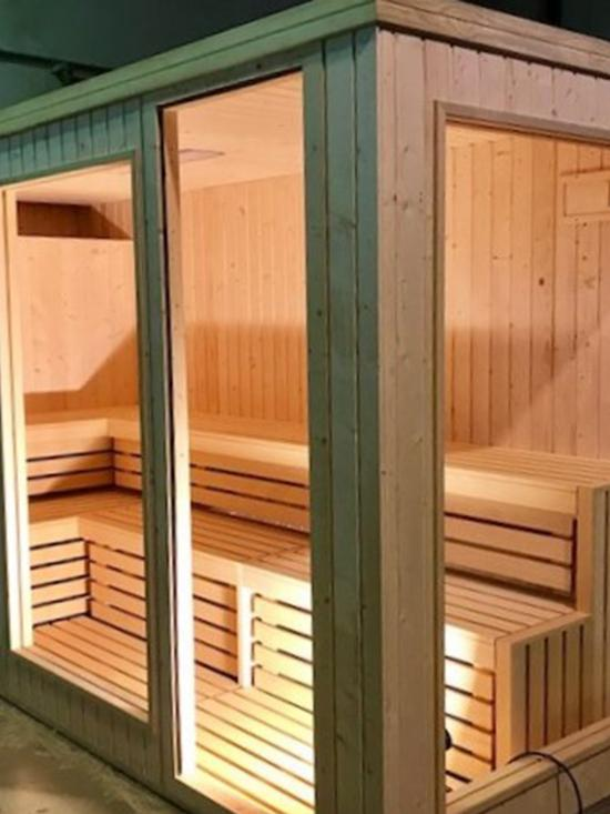 Sauna Guijuelo