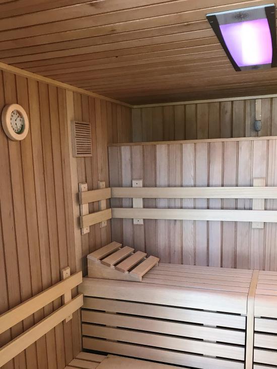 Sauna Exterior Altea