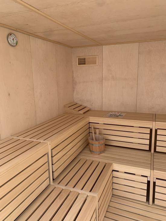 Sauna Corvera Murcia