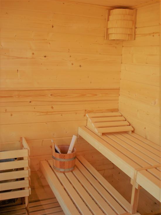 Sauna Altea Hills Exterior